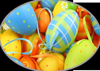 Яйца, кролики и Пасха – что общего?