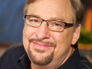 Рик Уоррен написал 4 шага библейского прощения