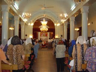 Патриарх Халдейской церкви открыл новую церковь для иракских христиан