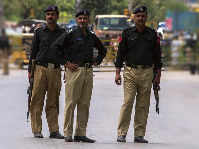 Бездействие полиции в Пакистане