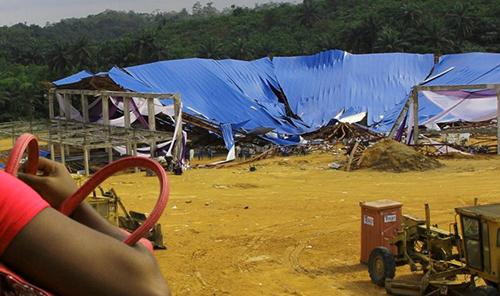 В Нигерии погибло более 150 человек после обрушения церкви