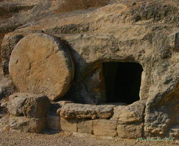 Где гробница Христа?